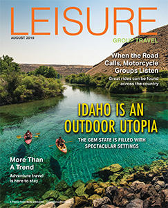 August 2019 Leisure Group Travel