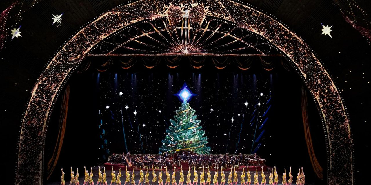 Christmas Time.A Cherished Tradition Christmas Time With The Rockettes