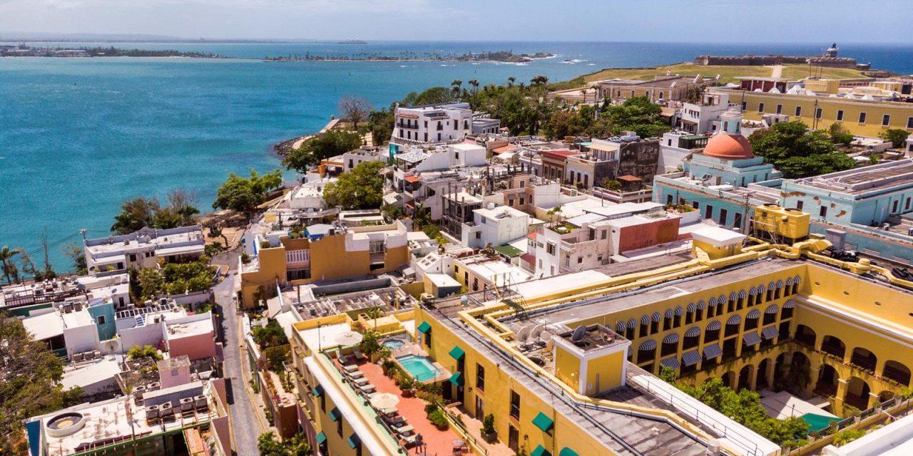 San Juan's Hotel El Convento