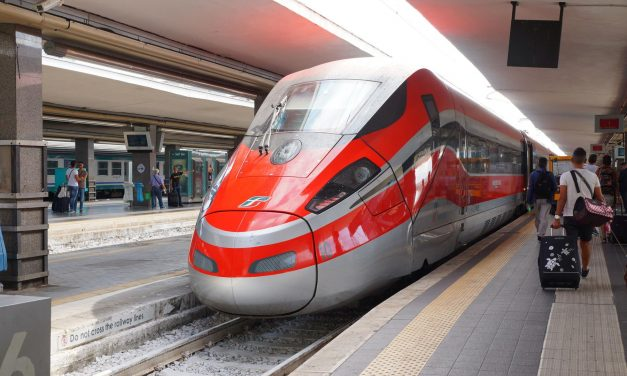 Next Stop, Italy