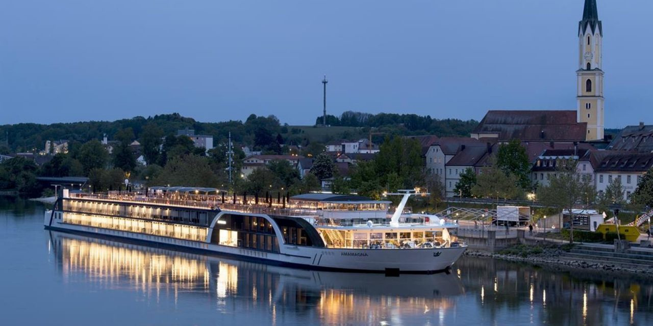 AmaMagna Brings New Dimension to European River Cruising