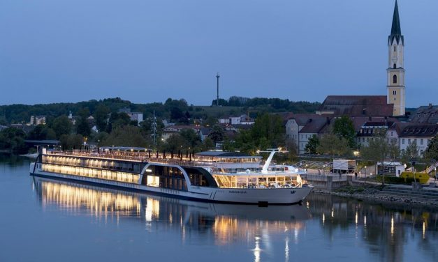 AmaMagna Brings New Dimension to River Cruising