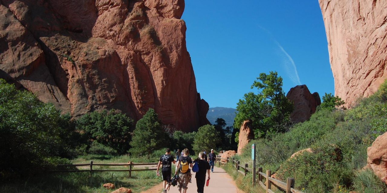 Colorado Springs: Olympic Legends and Natural Beauty