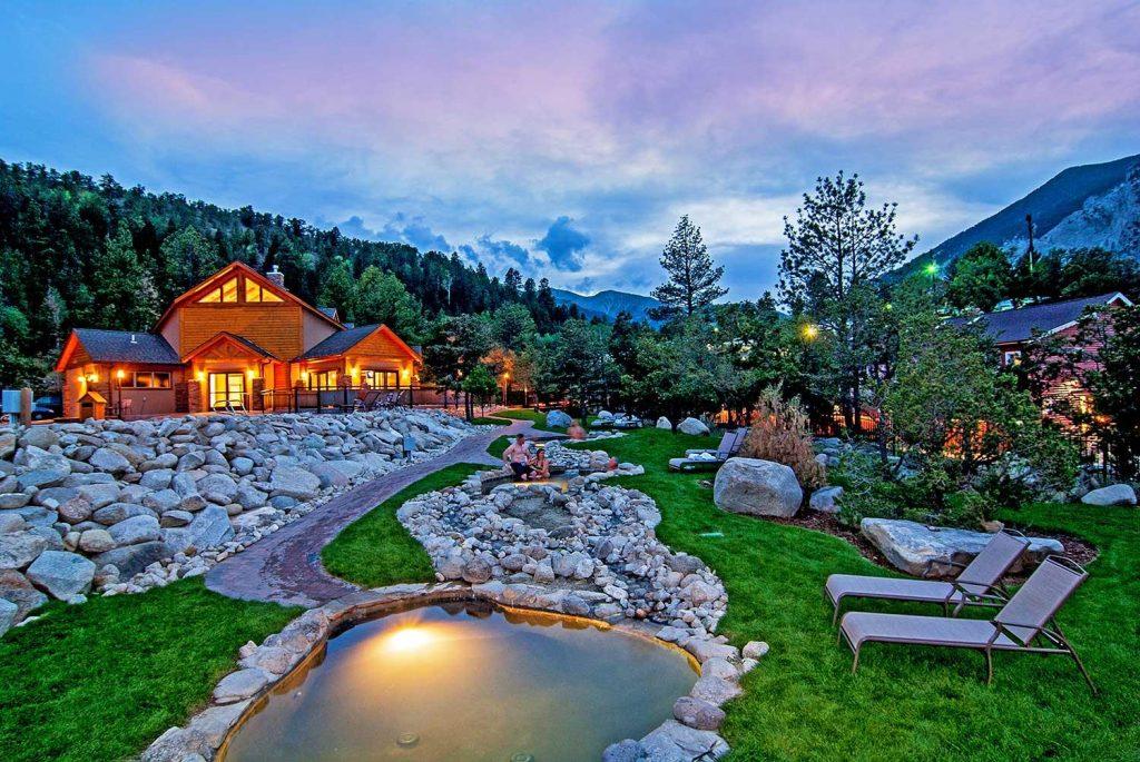 Buena Vista & Salida - Colorado Hot Springs