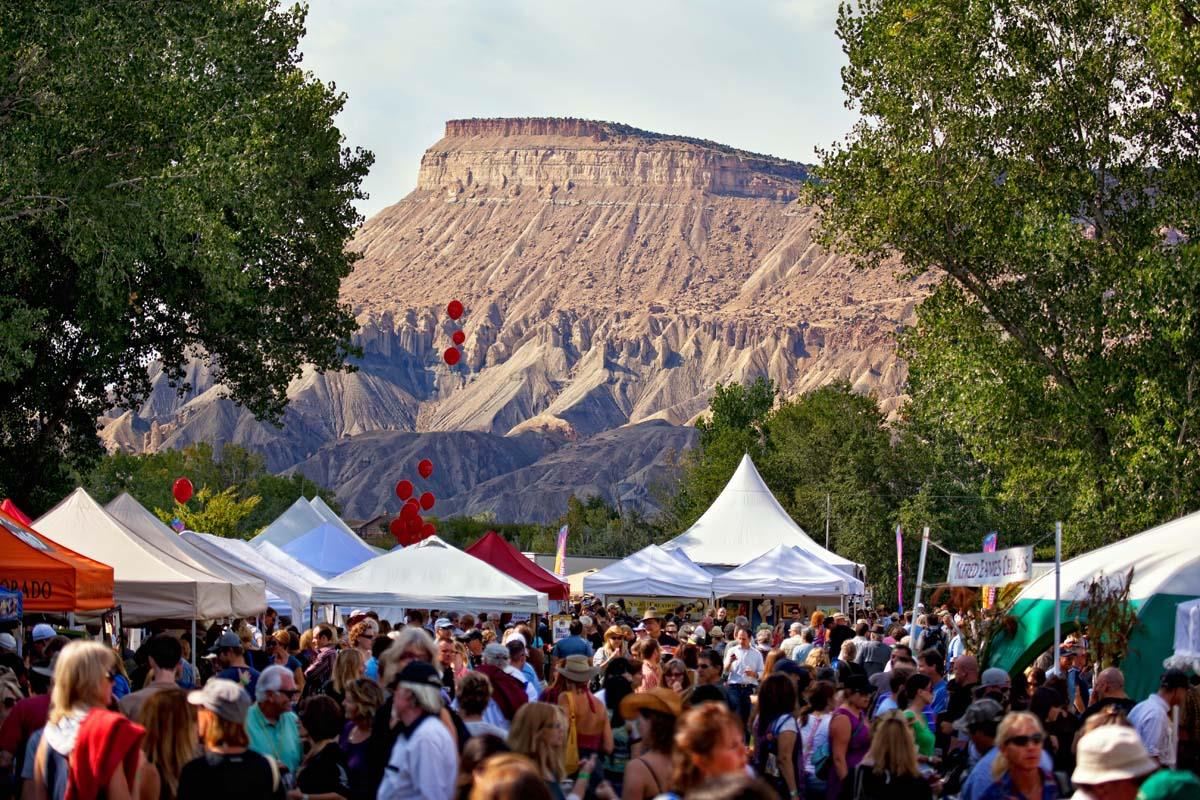 Colorado Wine Fest - Colorado wine country