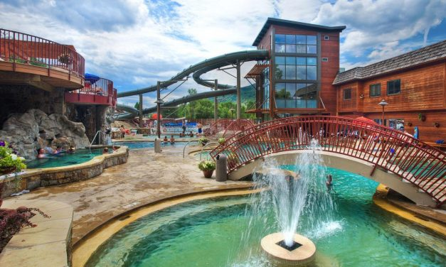 Relax on Colorado's Historic Hot Springs Loop