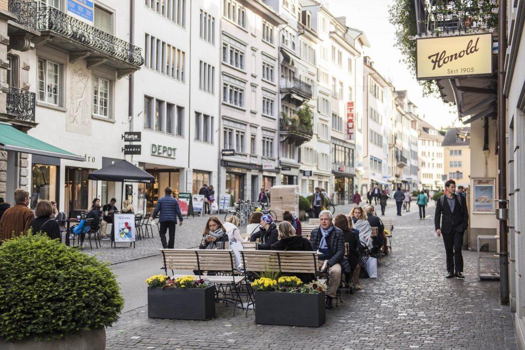 Old Town - Zurich