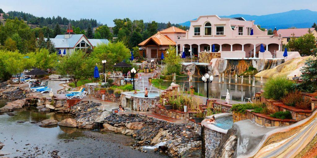 Pagosa Hot Springs - Colorado Hot Springs