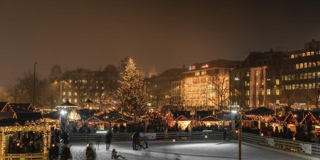Christmas Markets Bring Joy to the World