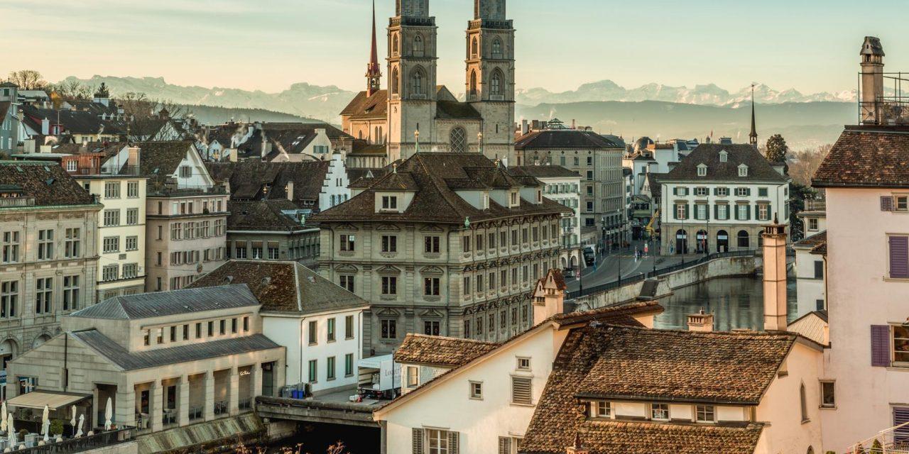 Discovering Zurich
