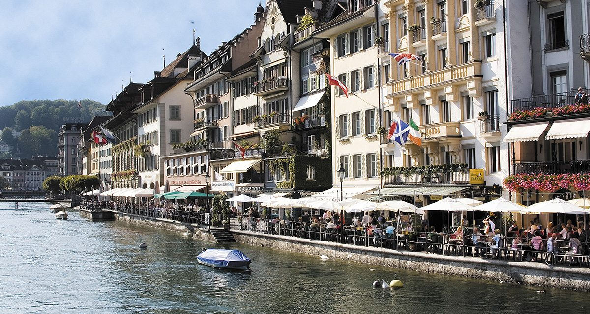 Captivating Lucerne