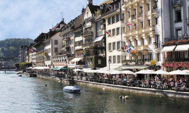 Captivating Lucerne