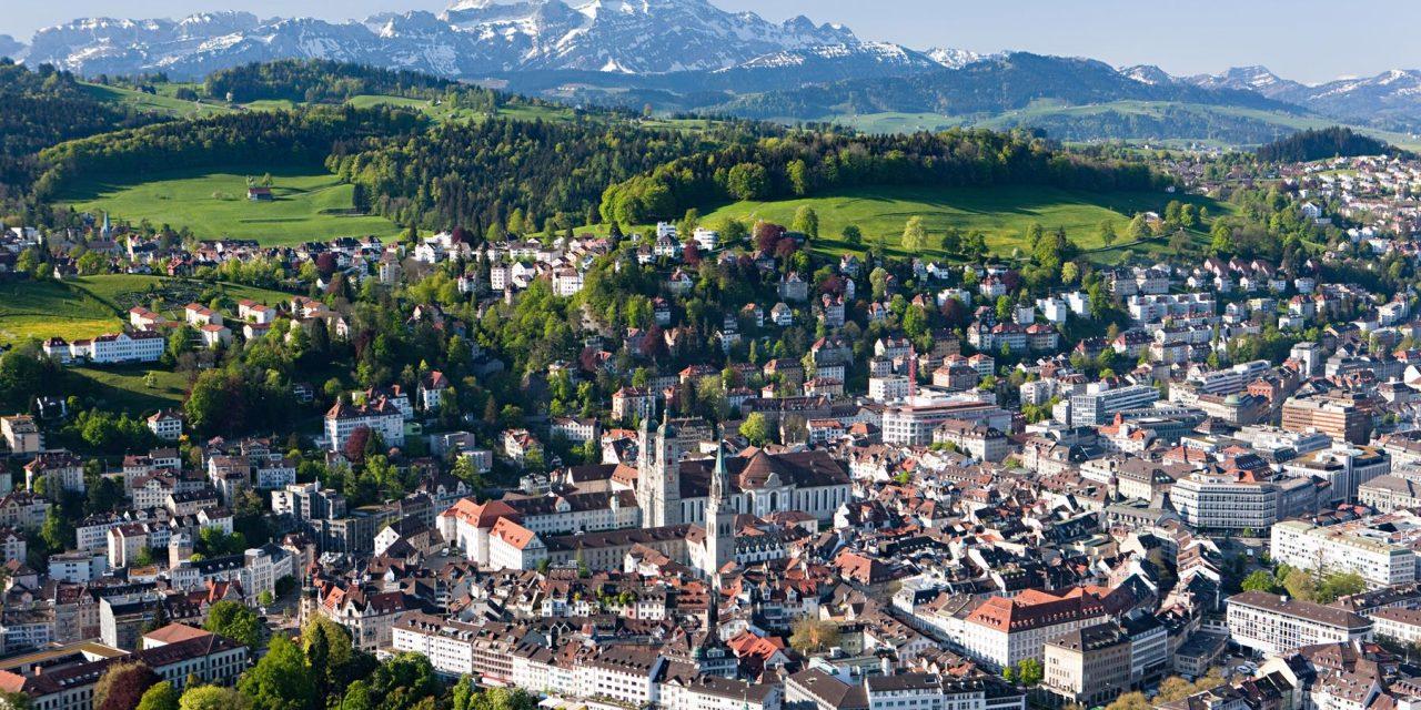 Historical Treasures of St. Gallen