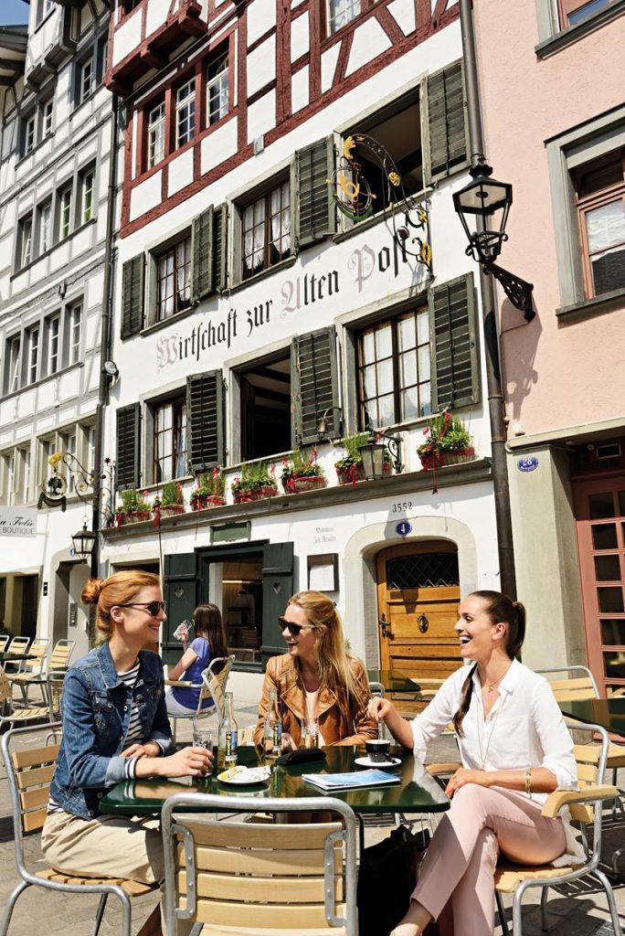 St. Gallen's Old Town - Switzerland Tourism