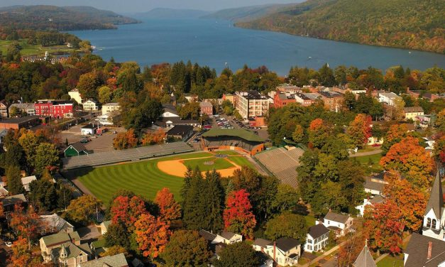 Cooperstown Steps up to the Plate with Group-Friendly Options