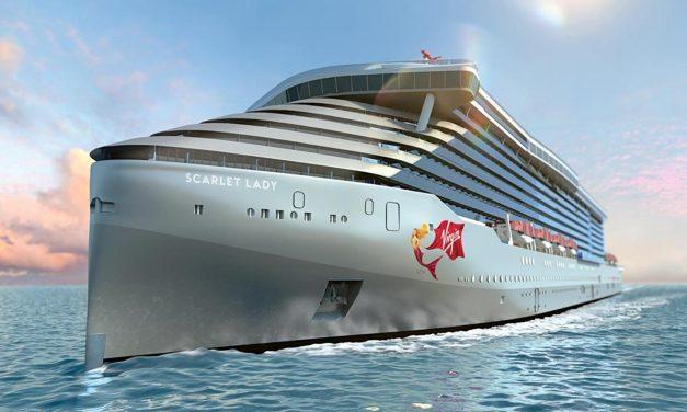 Virgin Voyages Provides Updates on the Scarlet Lady