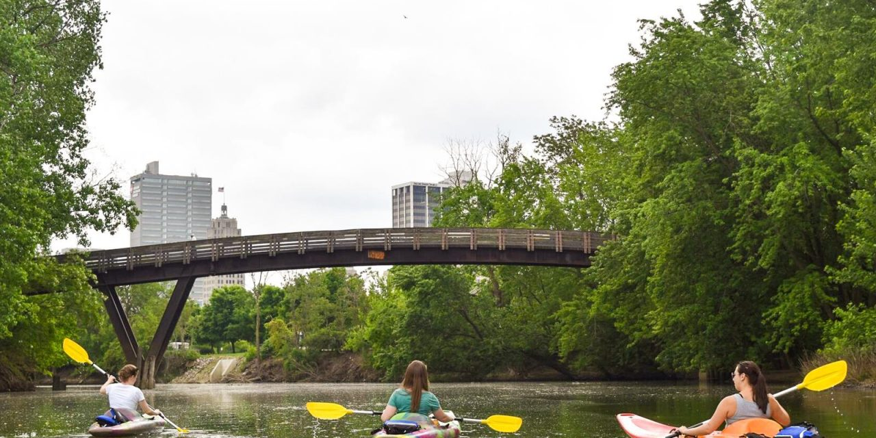 Fort Wayne Unveils Riverfront Park, Indiana
