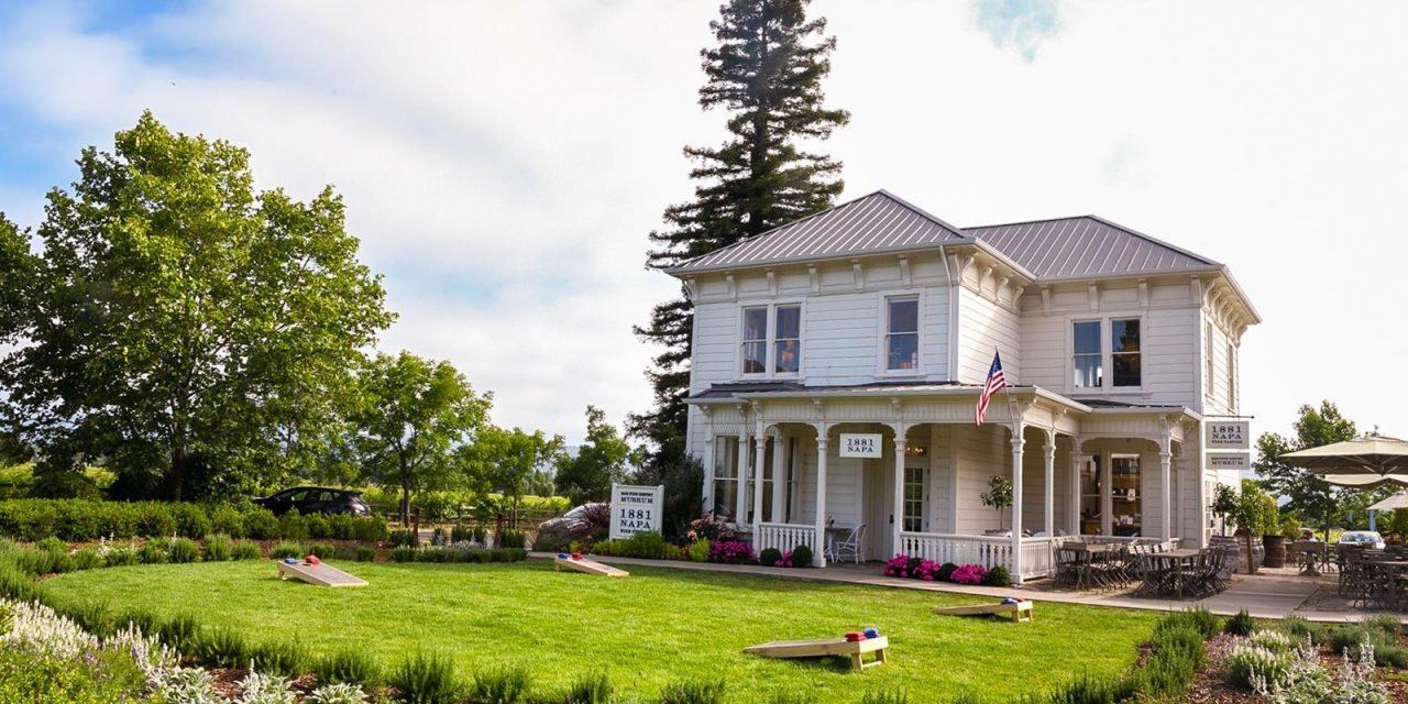 Wine History Museum Opens in Napa Valley, California