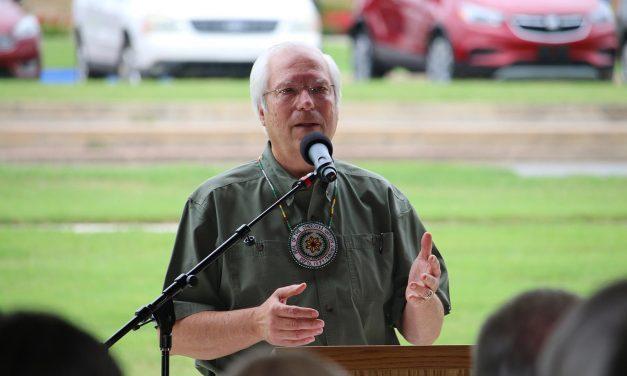 Cherokee Nation celebrates opening of new museum, Oklahoma