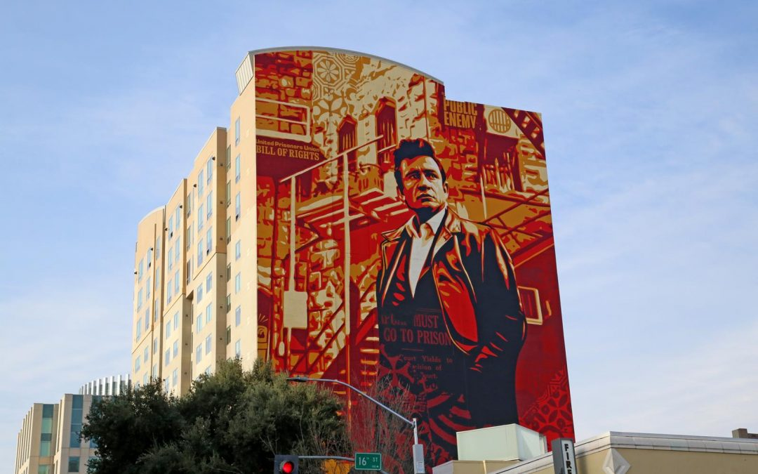 Johnny Cash Mural Credit Visit Sacramento