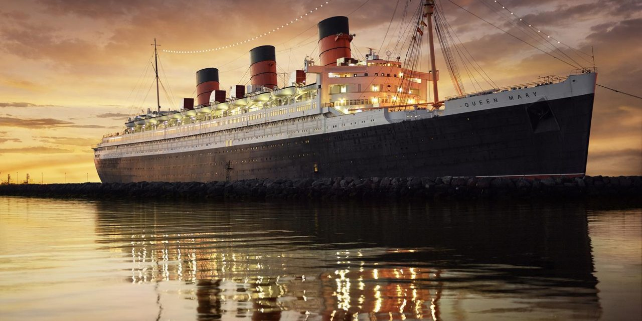 Queen Mary Introduces Cunard Exhibit, California