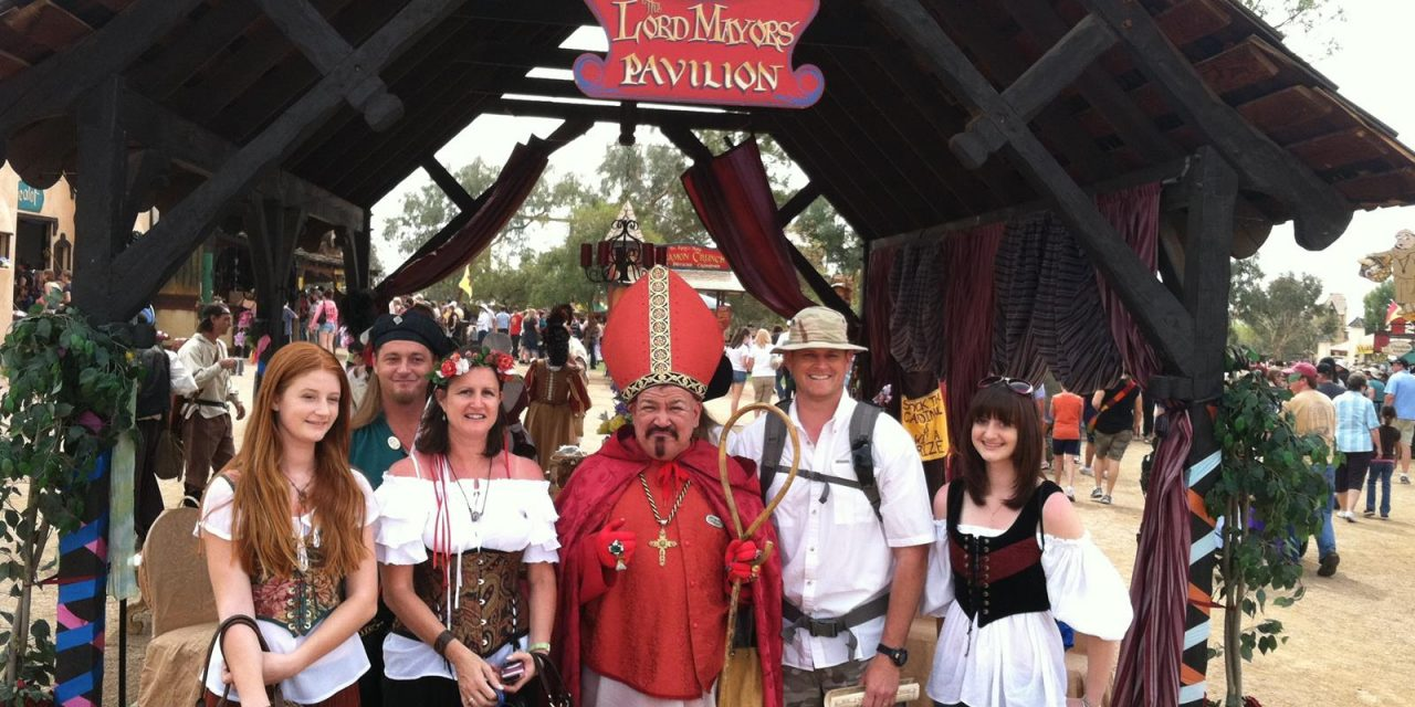 Time Travel with your Group to the 16th Century Arizona Renaissance Festival
