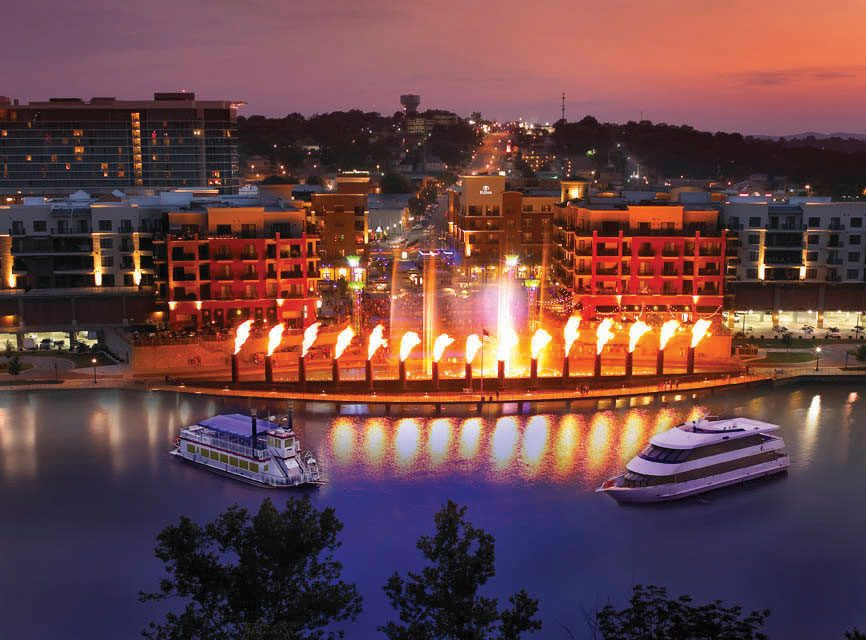 3 Days to Explore Branson