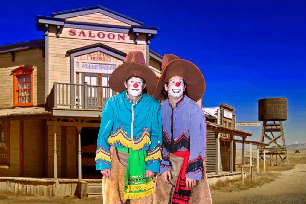 Circus World Go West Steve & Ryan (Copy)