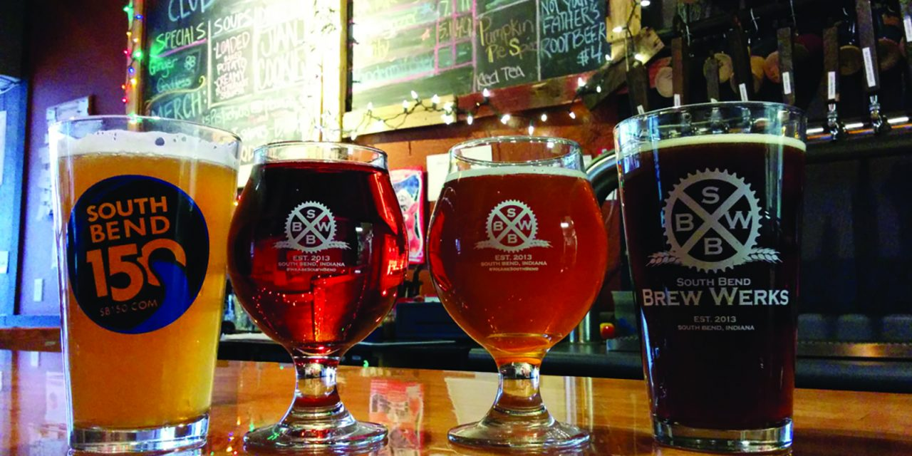 Indiana Culinary Trails: Hoosier Brews™