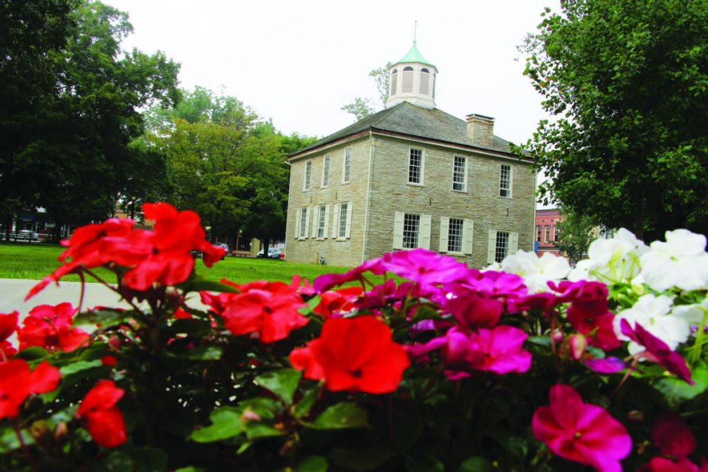 Corydon Capitol. Credit: Visit Indiana