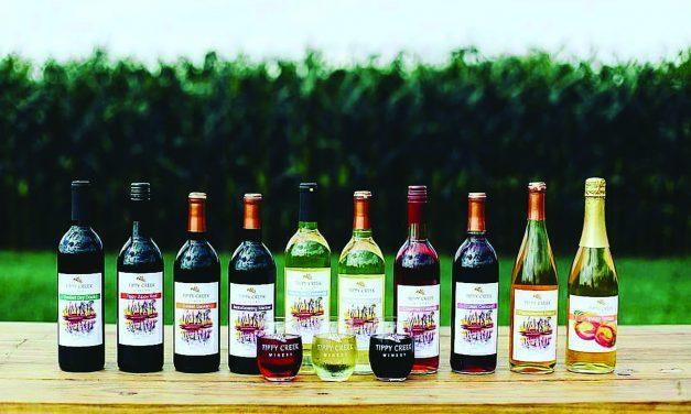 Indiana Culinary Trails: Wine, Wine Anytime™