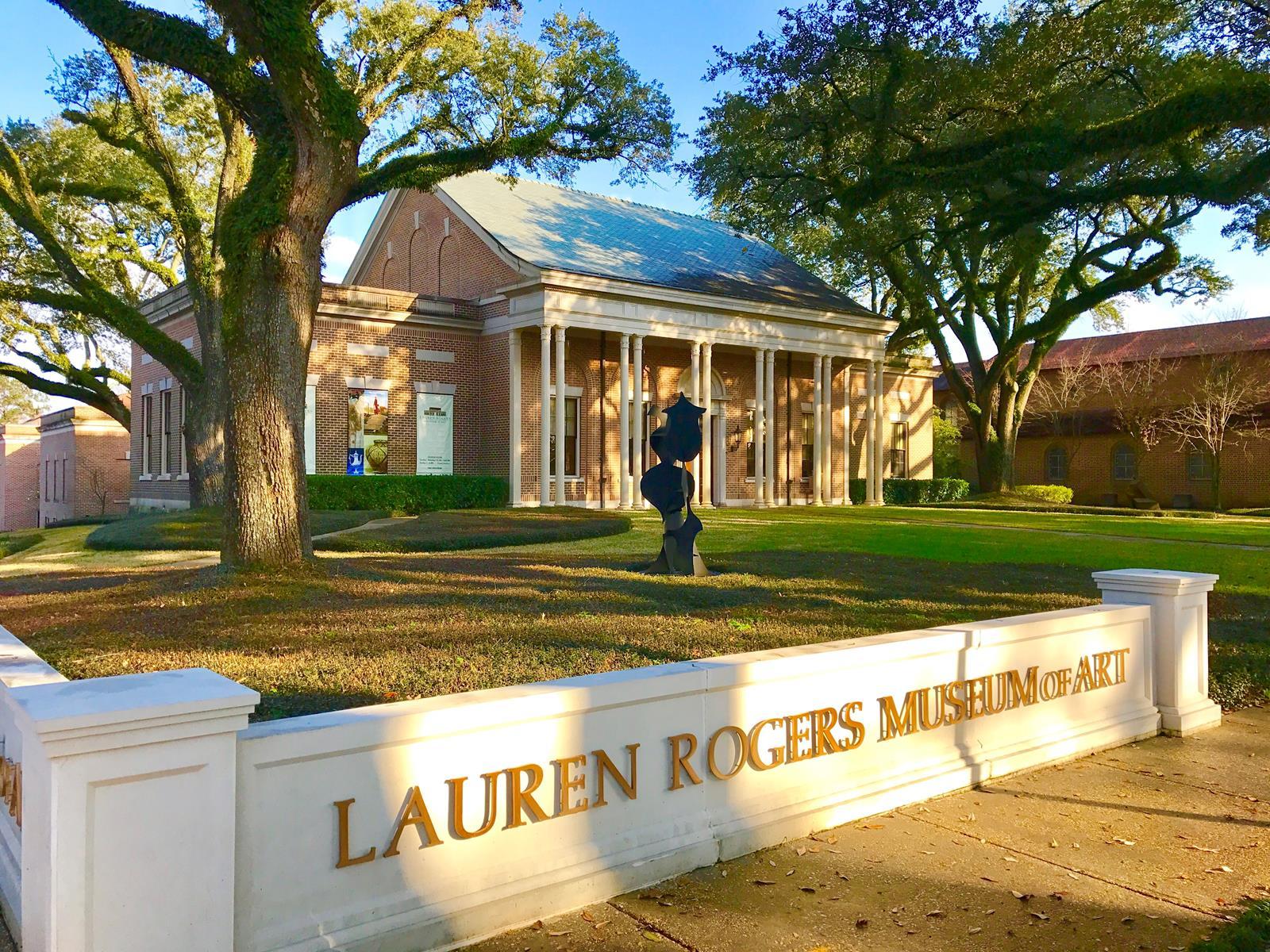 LAUREL-Lauren Rogers Museum