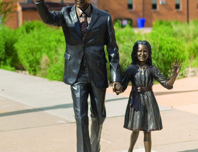 Obama Statue Unveiled in Rapid City, South Dakota