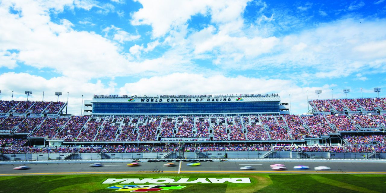 Daytona Speedway Renovation Complete, Florida