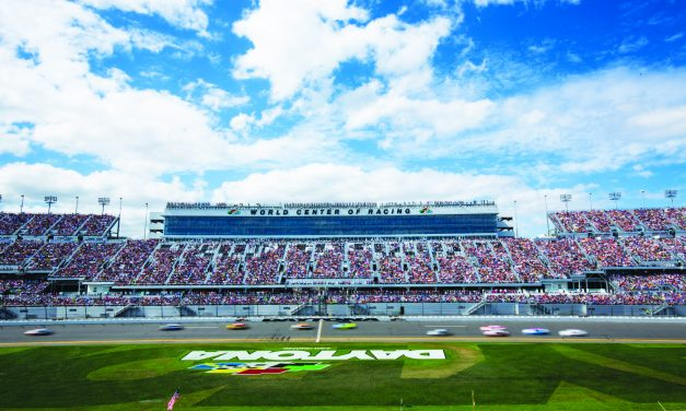 Daytona Speedway Renovation Complete, Florida