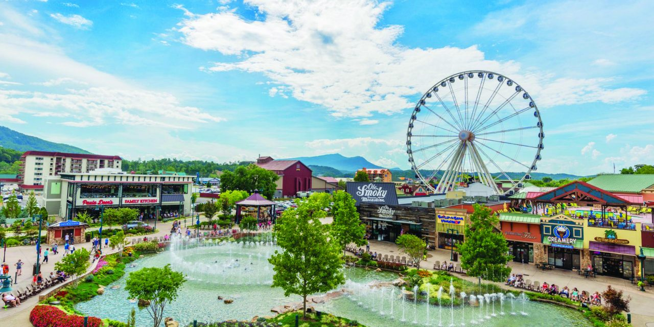 Ride System to Open in Pigeon Forge, Tennessee