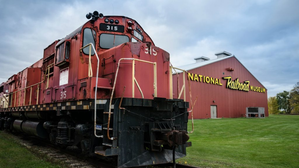 National Railroad Museum (Copy)