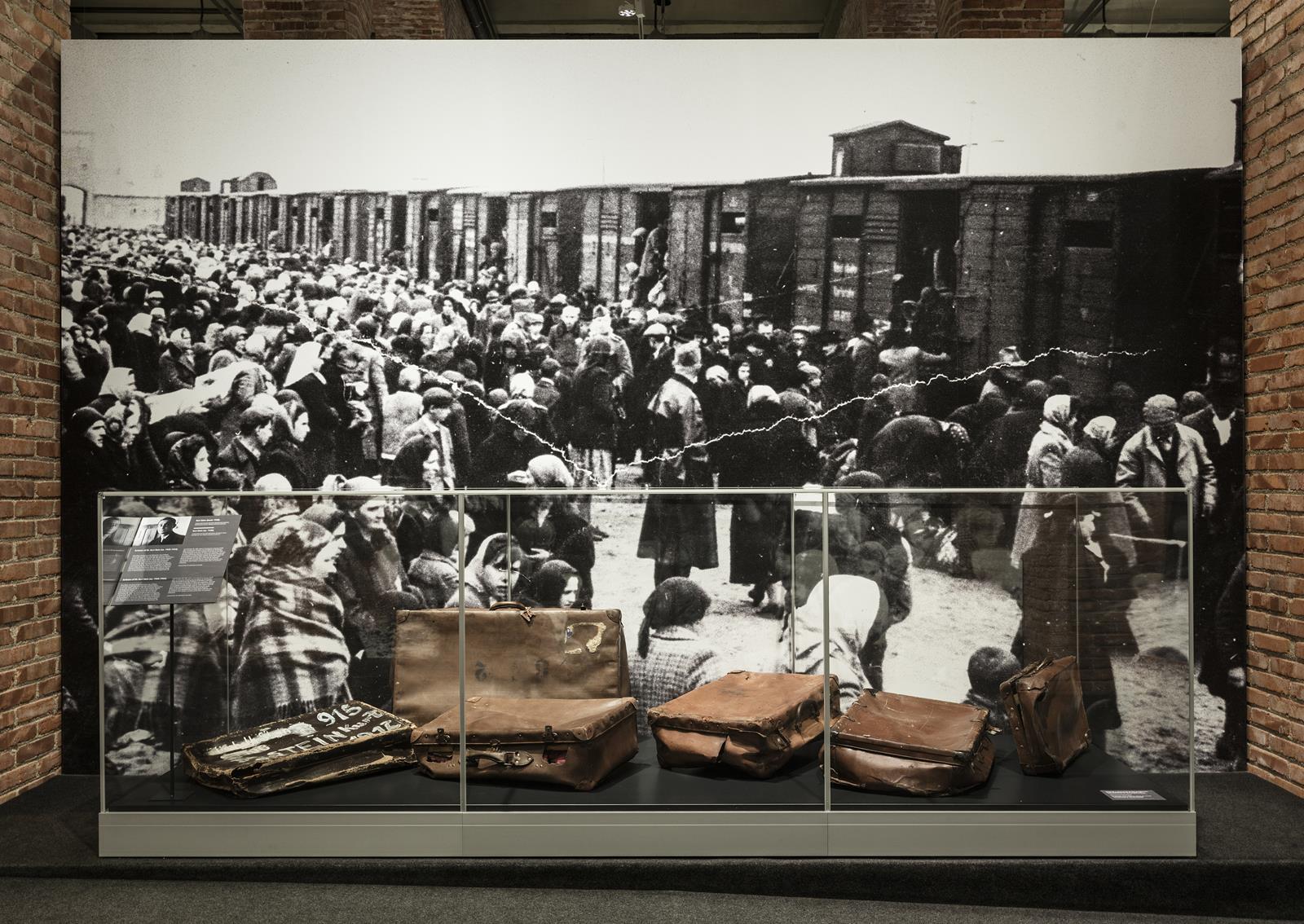 Exposición Auschwitz - Madrid