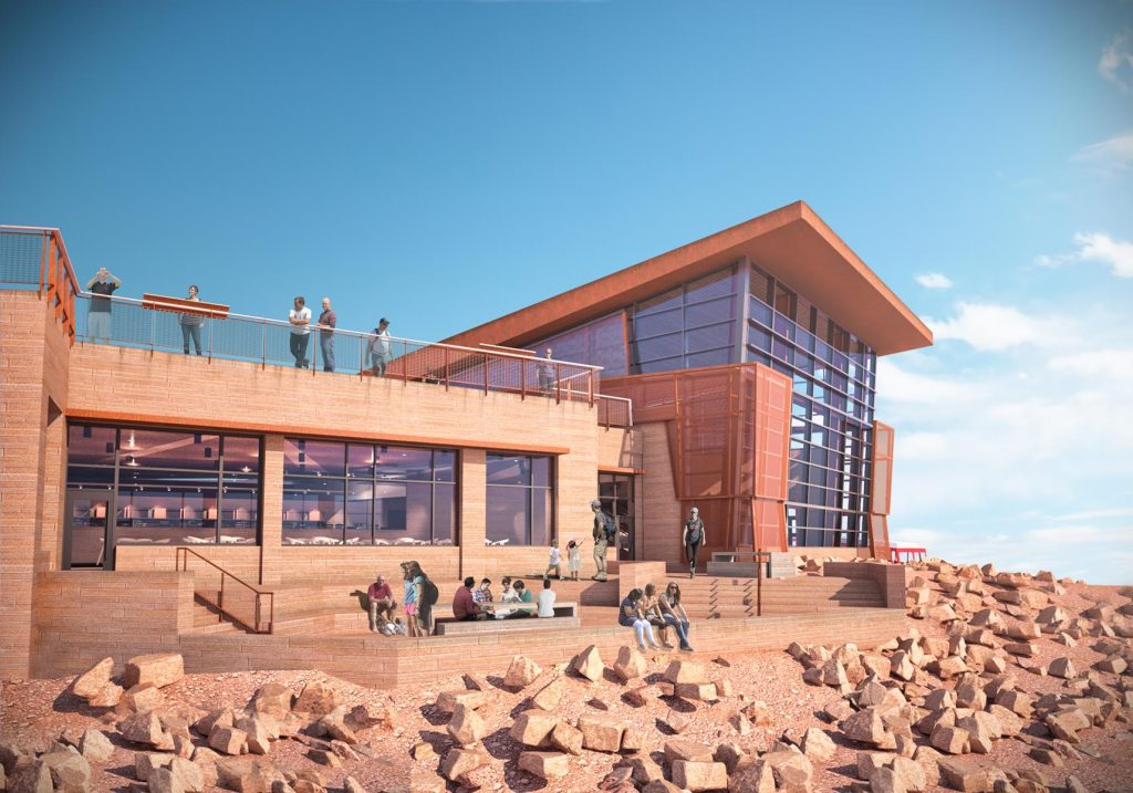 Summit House - Pikes Peak