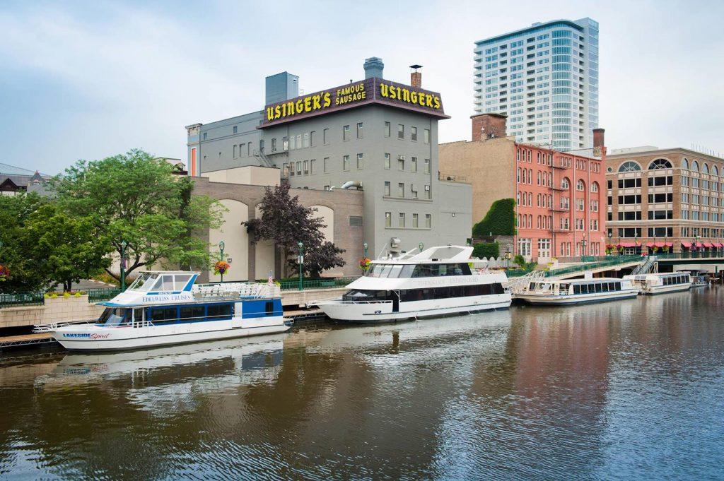 Edelweiss Milwaukee River Cruise