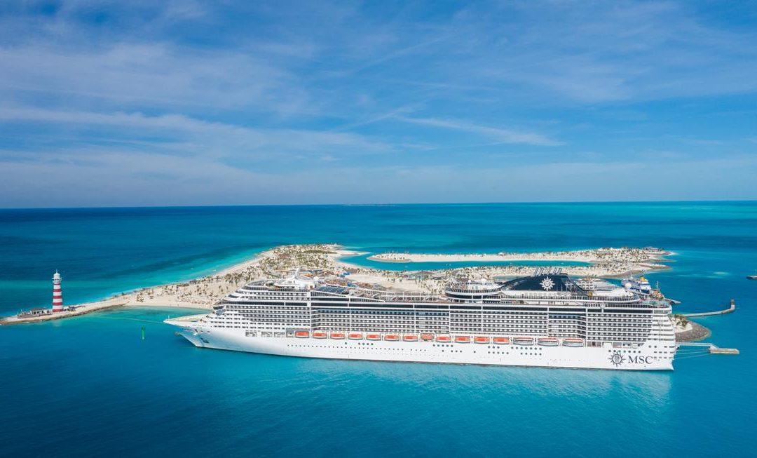 MSC_OceanCay__credit AP Images for MSC Cruises