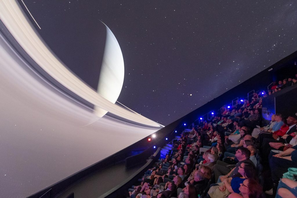 INTUITIVE Planetarium wide shot