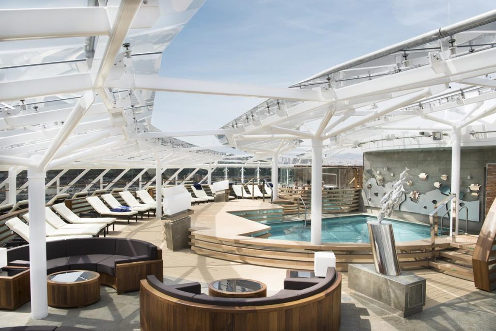 MSC Meraviglia MSC Yacht Club