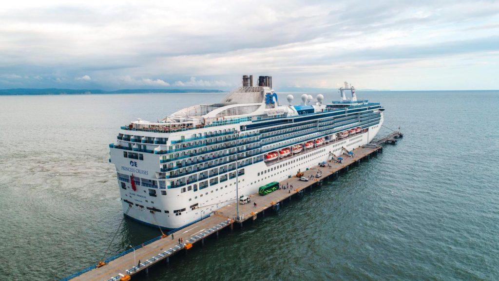 Puntarenas cruise pier