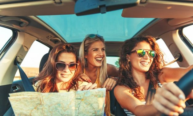 3 Best Girls' Weekend Destinations