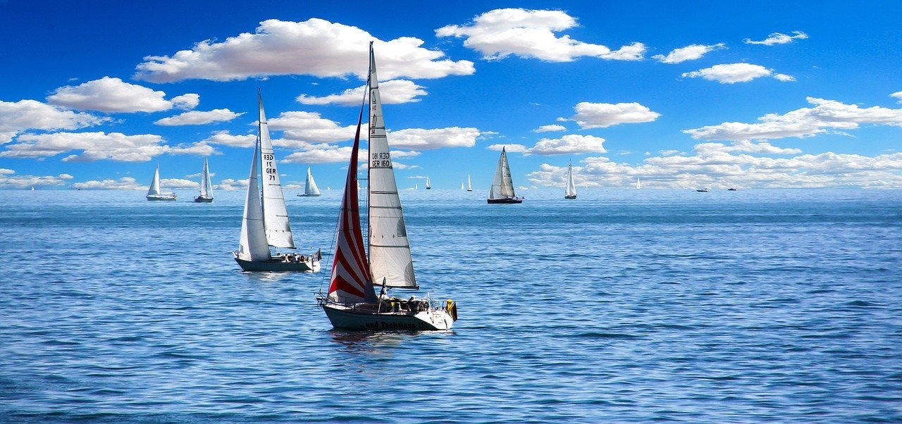Top Destinations for a Sailboat Rental Vacation