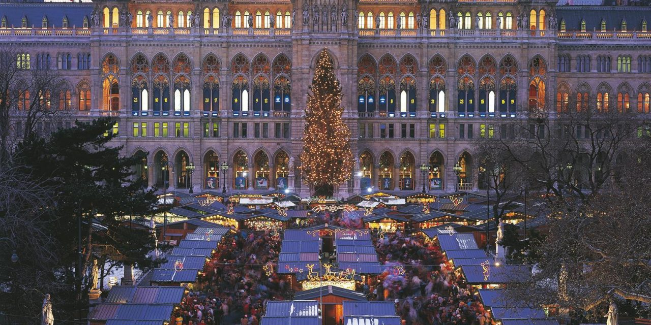 Christmas Cruising in Europe