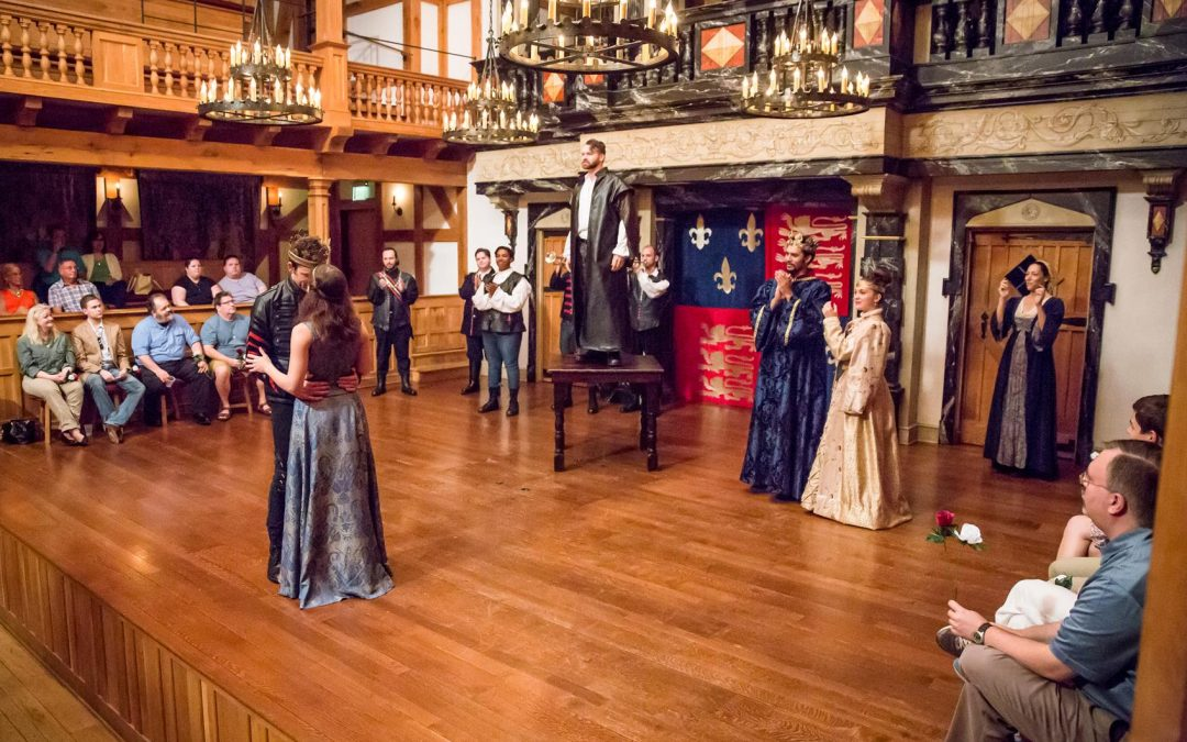 ASC Cast of KING HENRY V_15_16 Dangerous Dreams Tour