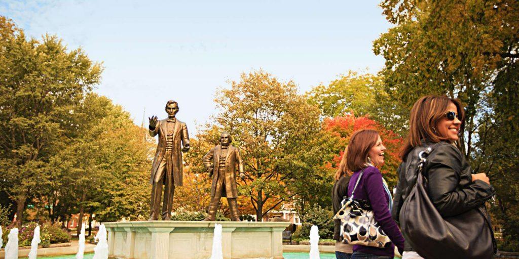 Lincoln-Douglas Debate Square