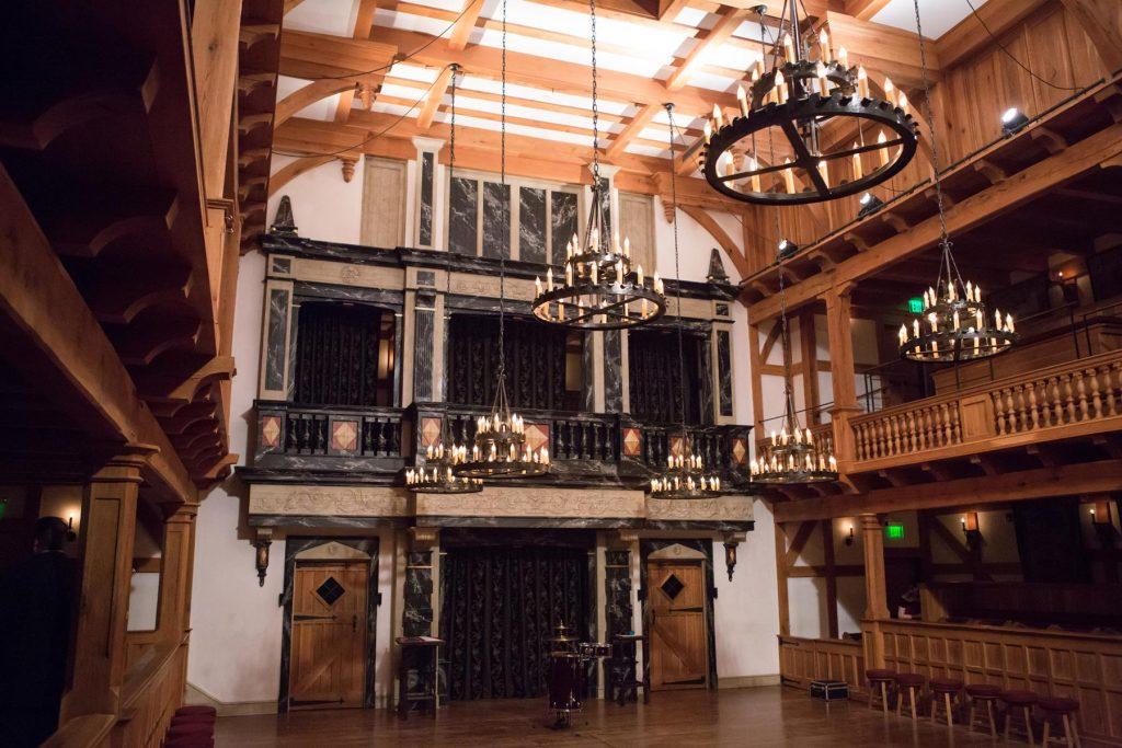 Blackfriars Playhouse by Lauren Parker